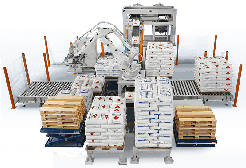 Depalletising systems 2