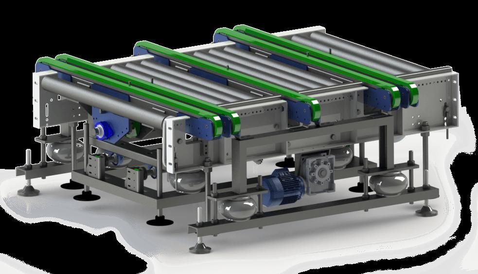 Транспортеры палет ленточный транспортер сыпучих материалов